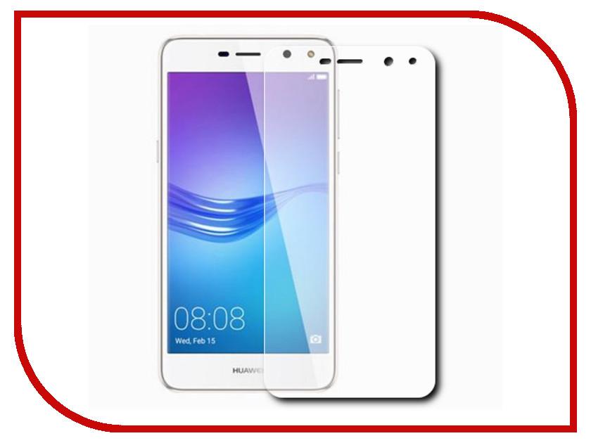 Аксессуар Защитная пленка Huawei Y5 2017 LuxCase суперпрозрачная 56423 смартфоны huawei y5 2017 grey