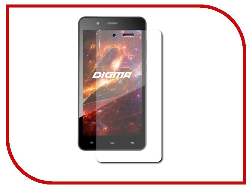 Аксессуар Защитная пленка Digma Vox S508 3G LuxCase суперпрозрачная 56611 планшет digma plane 1601 3g ps1060mg black