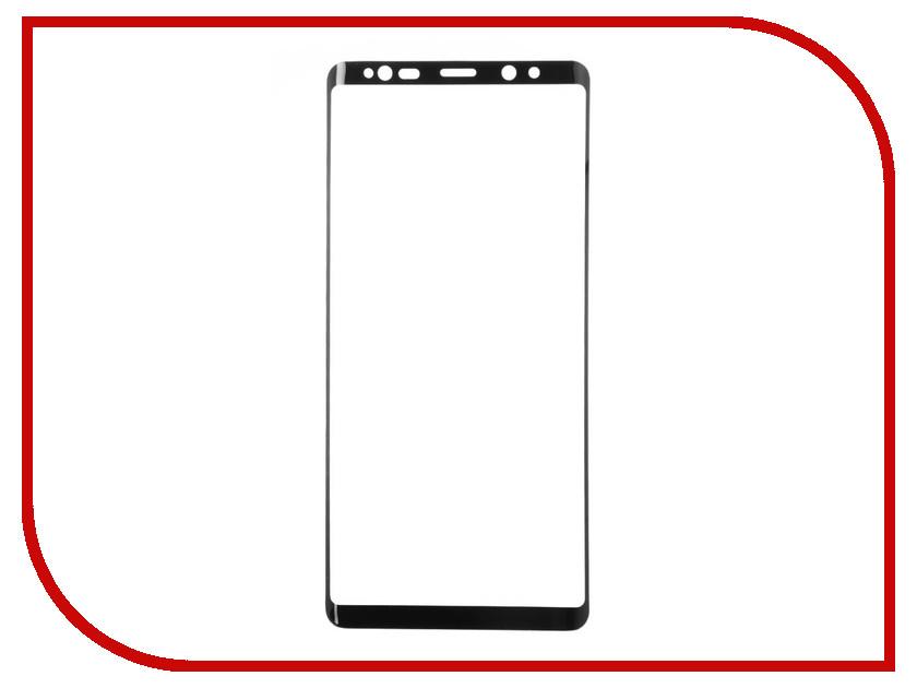 Аксессуар Защитное стекло Samsung Galaxy Note 8 LuxCase 3D Black Frame 77368 аксессуар защитное стекло samsung galaxy s8 plus luxcase 3d transparent 77354