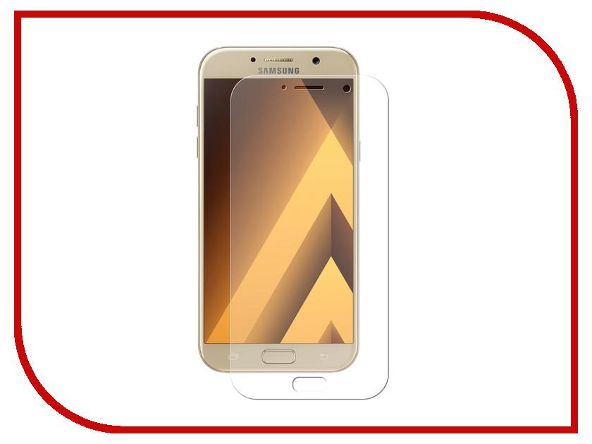 Аксессуар Защитное стекло Samsung Galaxy A7 2017 LuxCase 0.33mm 82123 new headway pre intermediate workbook without key cd rom