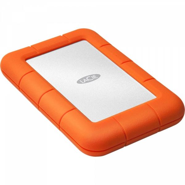 Жесткий диск LaCie Rugged Mini 1Tb LAC301558 цена