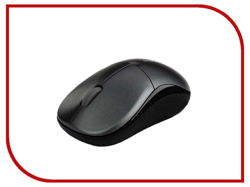 Мышь беспроводная Rapoo 1090P USB Grey