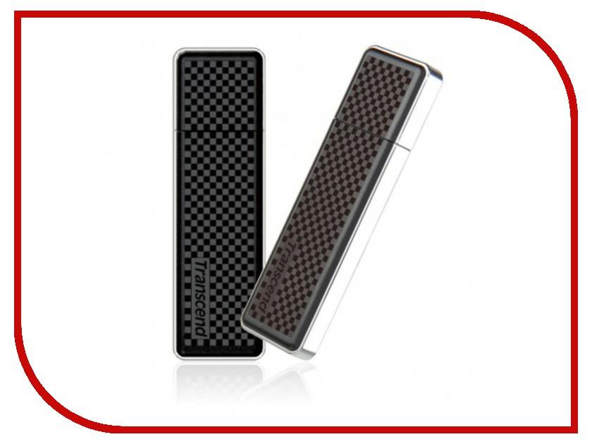 USB Flash Drive 8Gb - Transcend FlashDrive JetFlash 200 TS8GJF200<br>