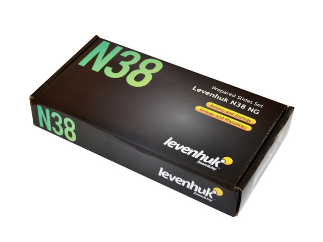 Фото - Набор готовых микрокомплектов Levenhuk N38 NG 29278 reflex ng 100