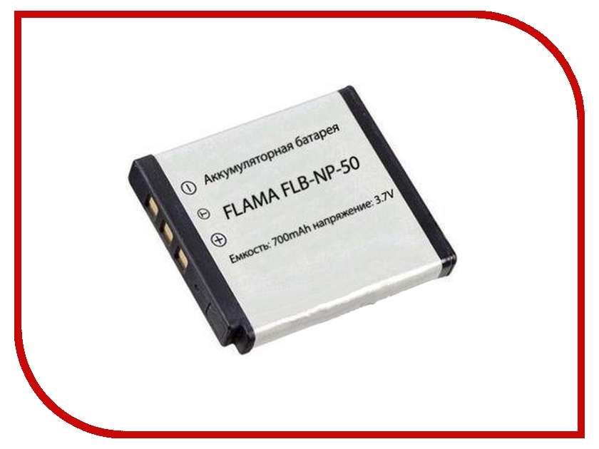 Аккумулятор Flama FLB-NP-50