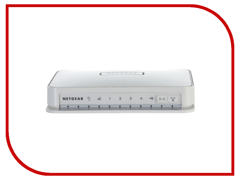 Wi-Fi роутер Netgear WNR2200-100RUS