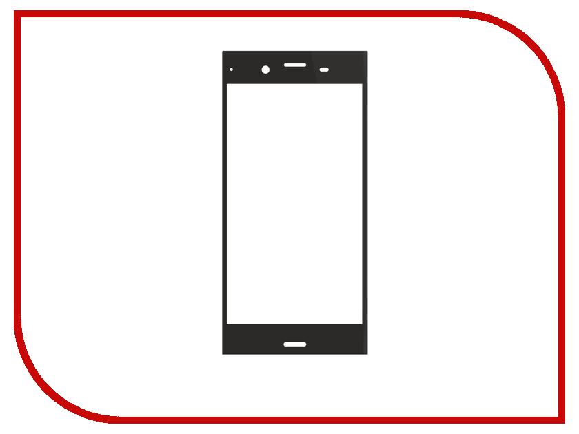 Аксессуар Защитное стекло Sony Xperia XZ1 LuxCase 3D Black Frame 77376 аксессуар защитное стекло sony xperia e5 caseguru 0 3mm 87409
