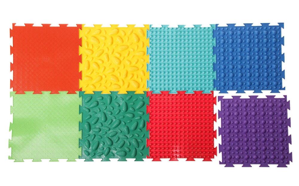 Развивающий коврик СИМА-ЛЕНД Набор № 2 Микс 2708873 цены