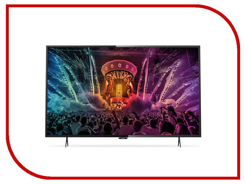 Телевизор Philips 55PUT6101 телевизор philips 40pft4100