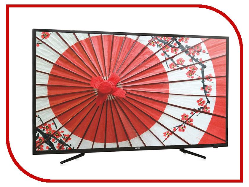 Телевизор AKAI LEA-50B56P телевизор akai les 32a65w