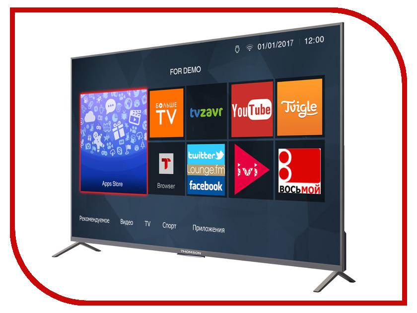 Телевизор Thomson T49D23SFS-01S жк телевизор thomson t19e21dh 01b