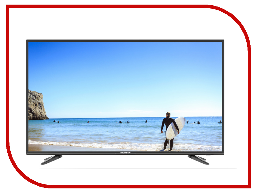 Телевизор Thomson T49FSE1100 жк телевизор thomson t19e21dh 01b
