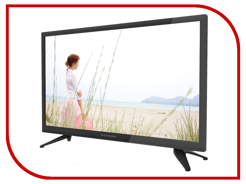 Телевизор Thomson T28RTE1020 thomson t32d21sh 01b телевизор