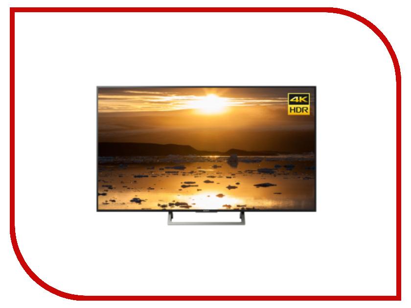Телевизор Sony KD-49XE8077 sony la ea4