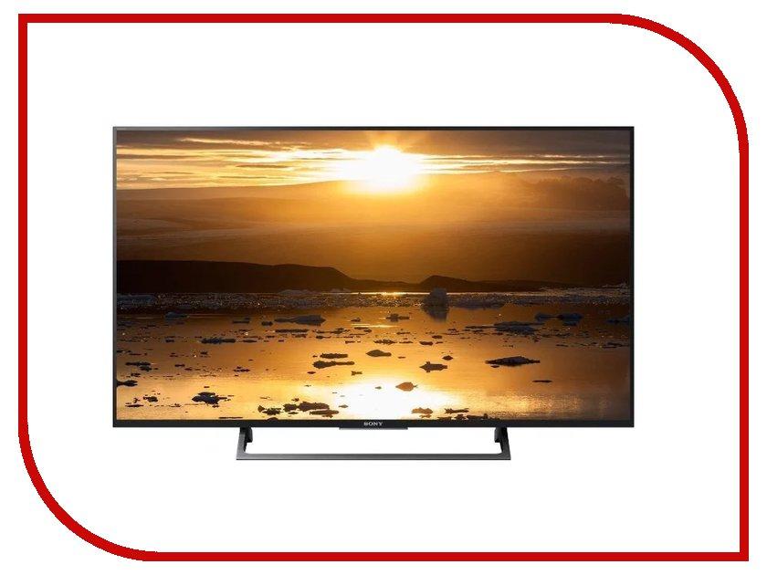 Телевизор Sony KD-49XE7005 автомагнитола jvc kd r477 kd r477