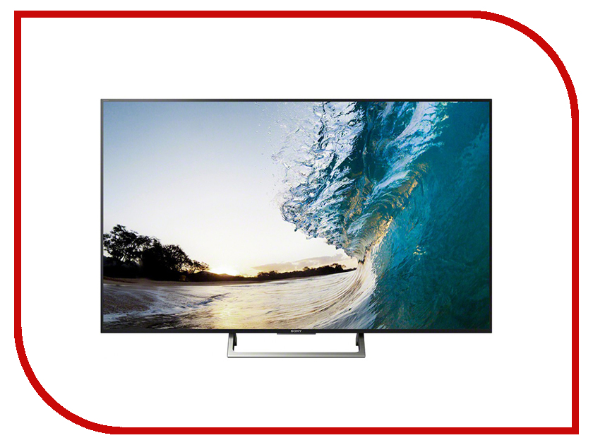 Телевизор Sony KD-55XE8596 телевизор sony kd 55xe 8596