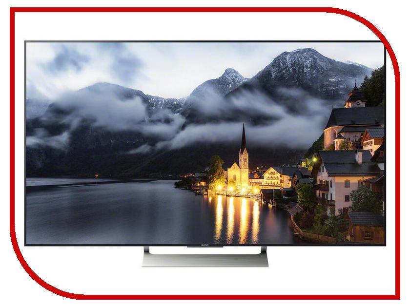 Телевизор Sony KD-65XE9305 телевизор sony kd 75xe9005