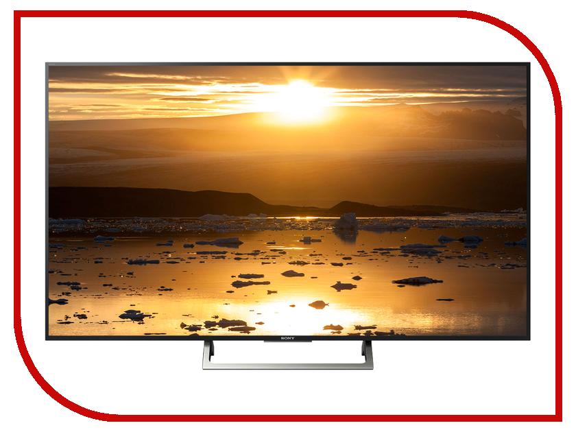 Телевизор Sony KD-49XE7096 4k uhd телевизор sony kd 49 xe 9005 br2