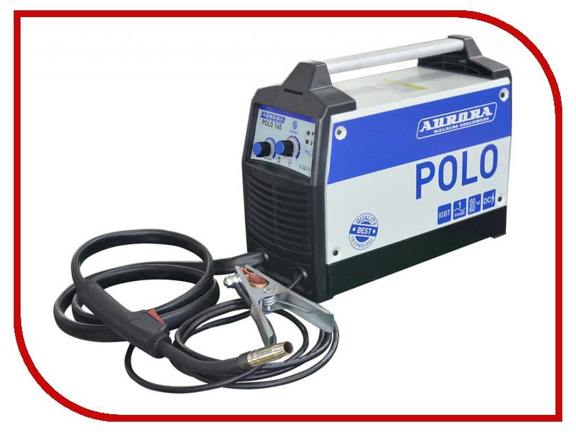 Сварочный аппарат Aurora Polo 160 сварочный аппарат champion iw 160 7 1atl