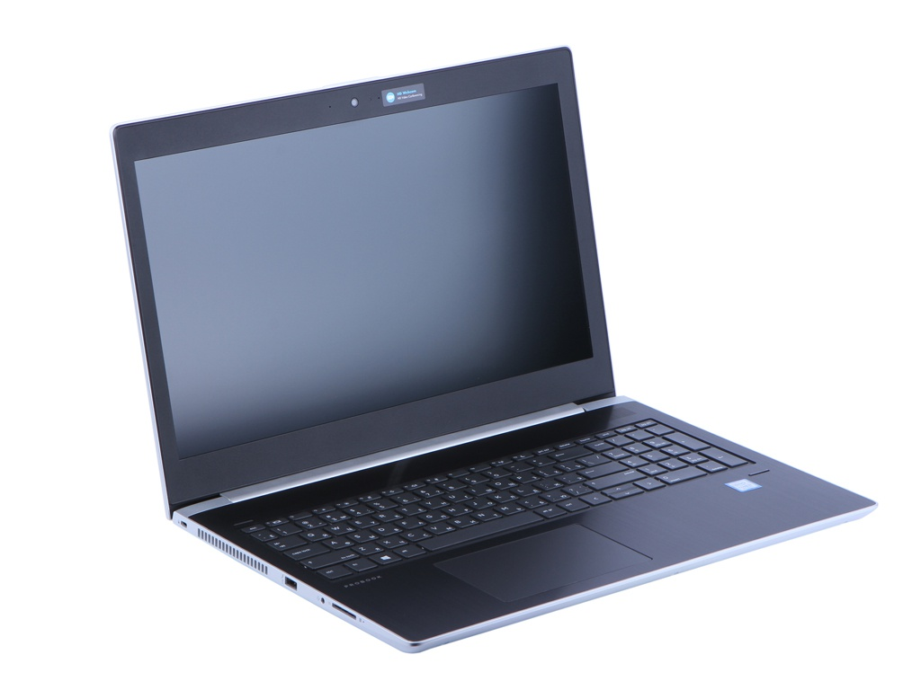купить Ноутбук HP ProBook 450 G5 2RS18EA Silver (Intel Core i7-8550U 1.8 GHz/8192Mb/256Gb SSD/No ODD/Intel HD Graphics/Wi-Fi/Bluetooth/Cam/15.6/1920x1080/Windows 10 Pro) по цене 57963 рублей