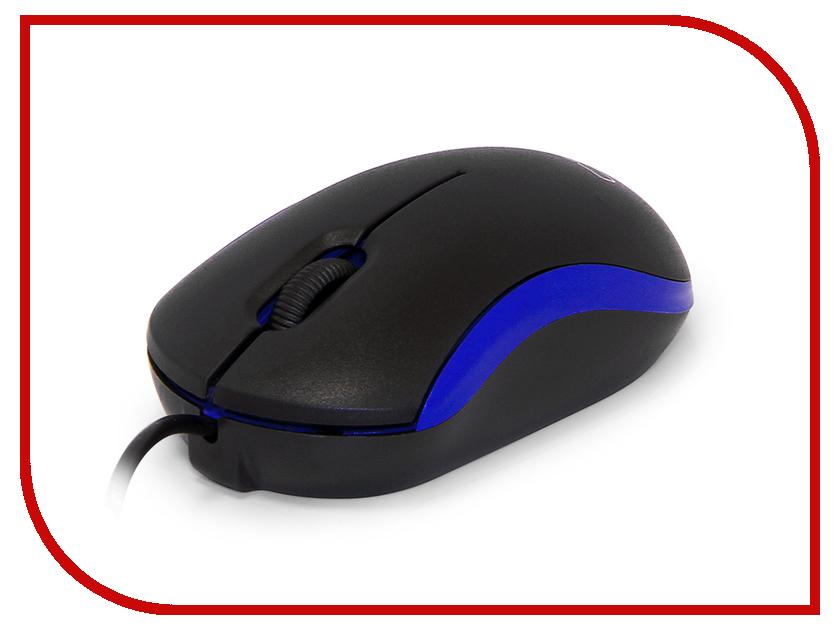 Мышь CBR CM 112 Blue USB
