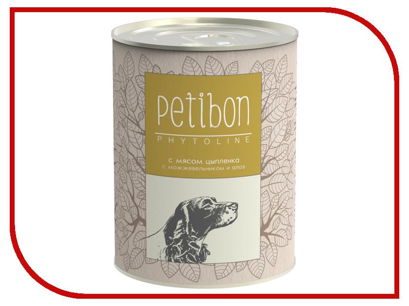 Корм Petibon Phytoline Мясо Цыплёнка 340g для собак