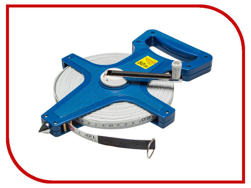 Мерная лента Stayer Master GeoMax 50m 3418-50 кисть радиаторная universal master нат щетина 50мм stayer 0110 50 z01