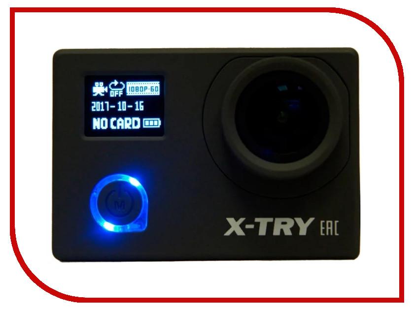 Экшн-камера X-TRY XTC244