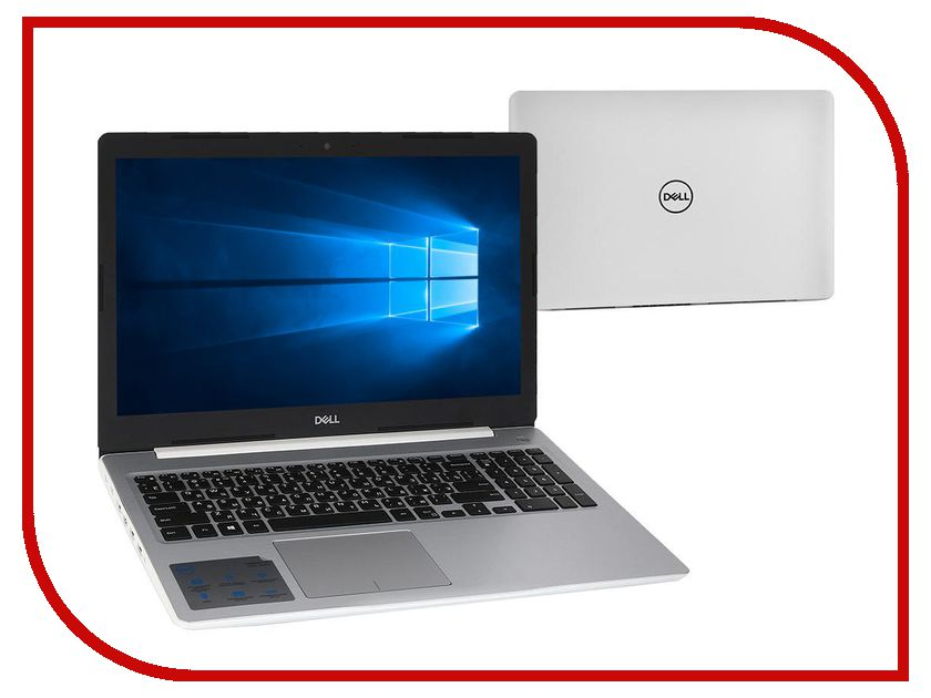 Ноутбук Dell Inspiron 5570 5570-5281 (Intel Core i3-6006U 2.0 GHz/4096Mb/256Gb SSD/DVD-RW/AMD Radeon 530 2048Mb/Wi-Fi/Cam/15.6/1920x1080/Windows 10 64-bit) ноутбук dell inspiron 5570 5570 5617 intel core i3 6006u 2 0 ghz 4096mb 256gb ssd dvd rw amd radeon 530 wi fi bluetooth cam 15 6 1920x1080 windows 10 64 bit