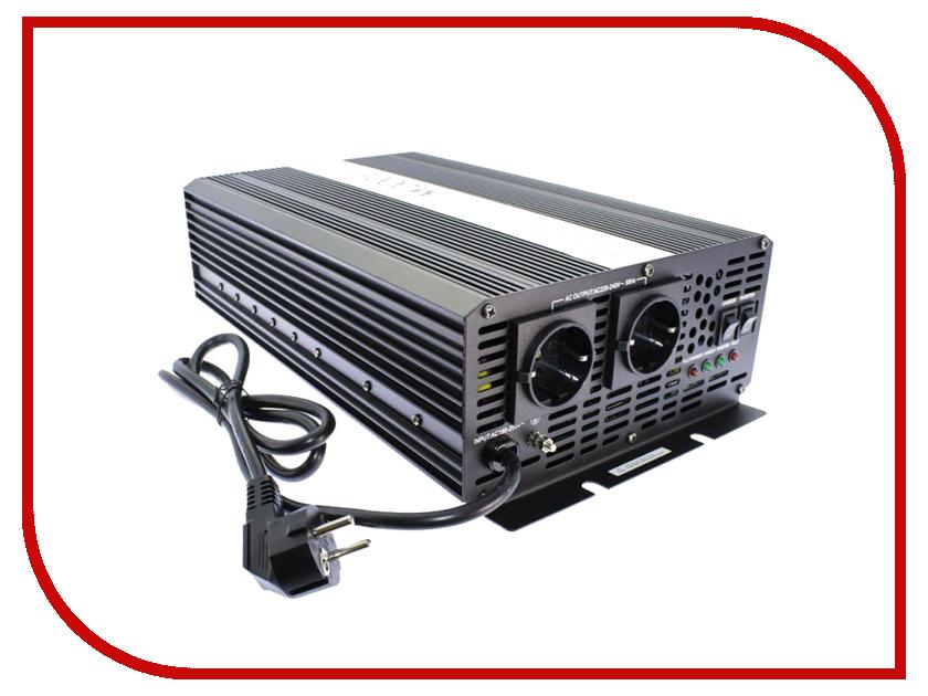 Автоинвертор Relato UMS3000/12V (3000Вт) с 12В на 220В