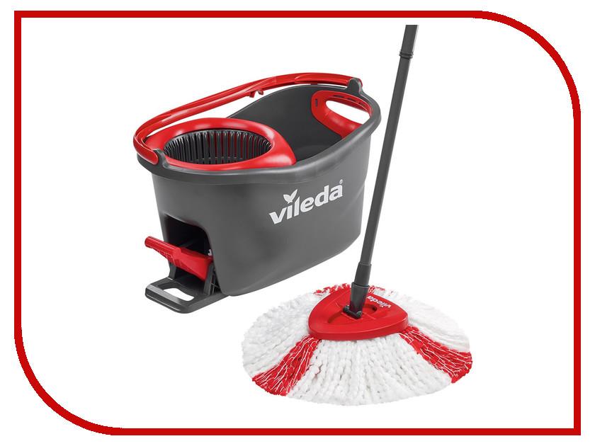 Фото - Набор для уборки Vileda Easy Wring 151153 насадка сменная vileda easy wring для швабры