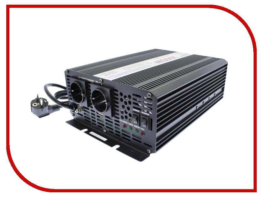 Автоинвертор Relato UMS2000/12V (2000Вт) с 12В на 220В