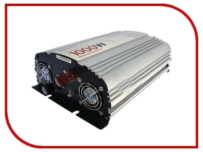 Автоинвертор Relato CPS1000/12V (1000Вт) с 12В на 220В автоинвертор acmepower ap ps1000 12 1000вт преобразователь с 12в на 220в