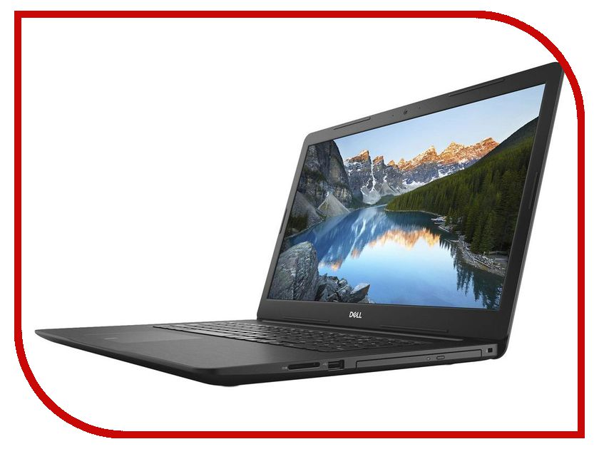 Ноутбук Dell Inspiron 5770 5770-5495 (Intel Core i5-8250U 1.6 GHz/8192Mb/1000Gb + 128Gb SSD/DVD-RW/AMD Radeon 530 4096Mb/Wi-Fi/Cam/17.3/1920x1080/Windows 10 64-bit) dell inspiron 3558