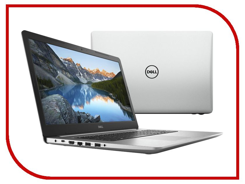 Ноутбук Dell Inspiron 5770 5770-5488 (Intel Core i5-8250U 1.6 GHz/8192Mb/1000Gb + 128Gb SSD/DVD-RW/AMD Radeon 530 4096Mb/Wi-Fi/Cam/17.3/1920x1080/Linux) ноутбук dell inspiron 5770 5770 5488 5770 5488