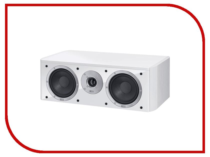 Колонки Heco Music Style Center 2 White настенная акустика heco music style 200 f piano white ash decor white