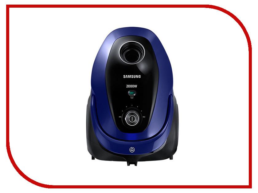 Пылесос Samsung VC2500M VC20M251AWB Blue пылесос samsung sc20m251awb синий vc20m251awb ev