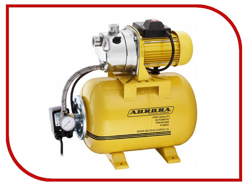 Насосная станция Aurora AGP 1200-25 INOX