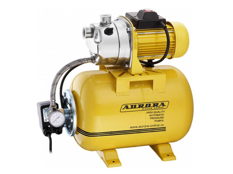 все цены на Насосная станция Aurora AGP 1200-25 INOX онлайн