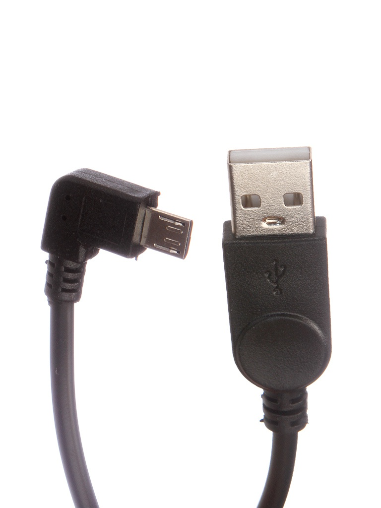 Аксессуар Orient microUSB to USB 2.0 0.5m Black MU-205B1
