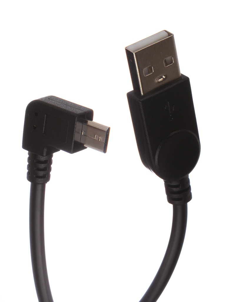 Аксессуар Orient microUSB to USB 2.0 0.5m Black MU-205B2