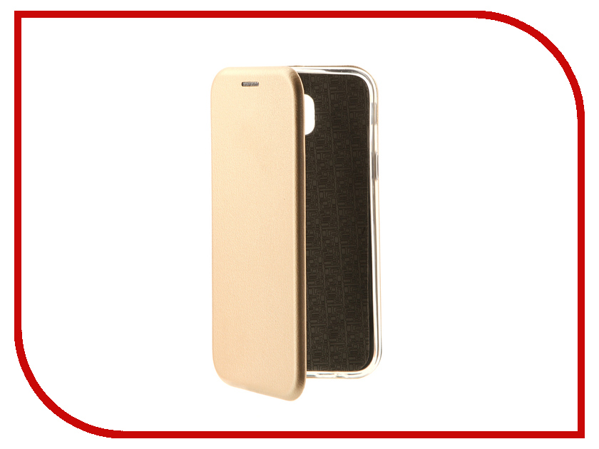 Аксессуар Чехол для Samsung Galaxy J5 2017 J530 Neypo Supreme Gold NSB3281 аксессуар чехол samsung galaxy j5 2016 cojess ultra slim book экокожа light gold