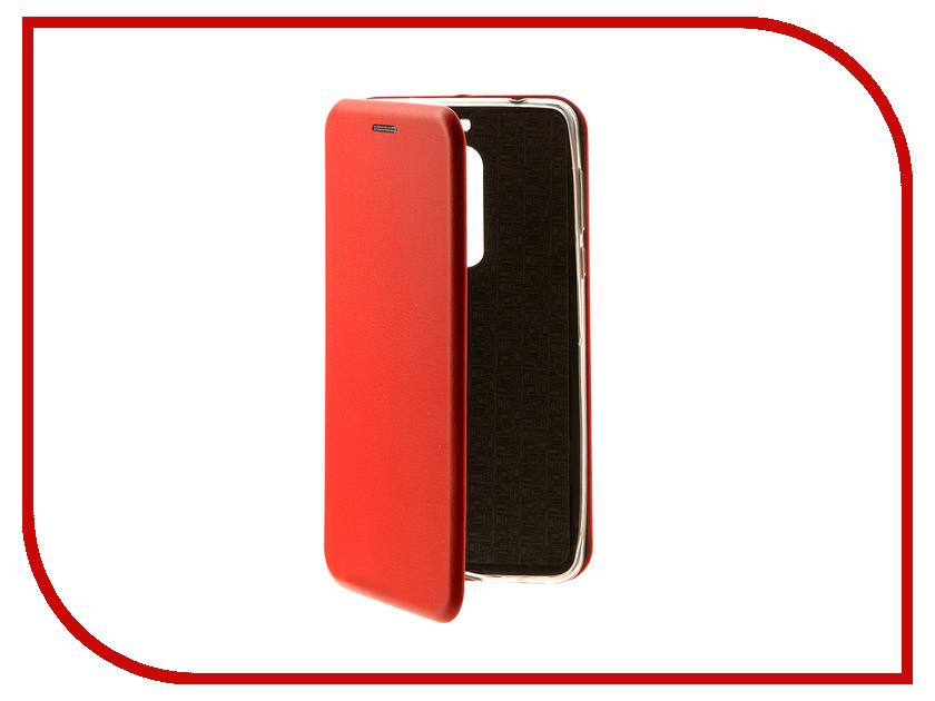 Аксессуар Чехол Nokia 5 Neypo Supreme Red NSB3300