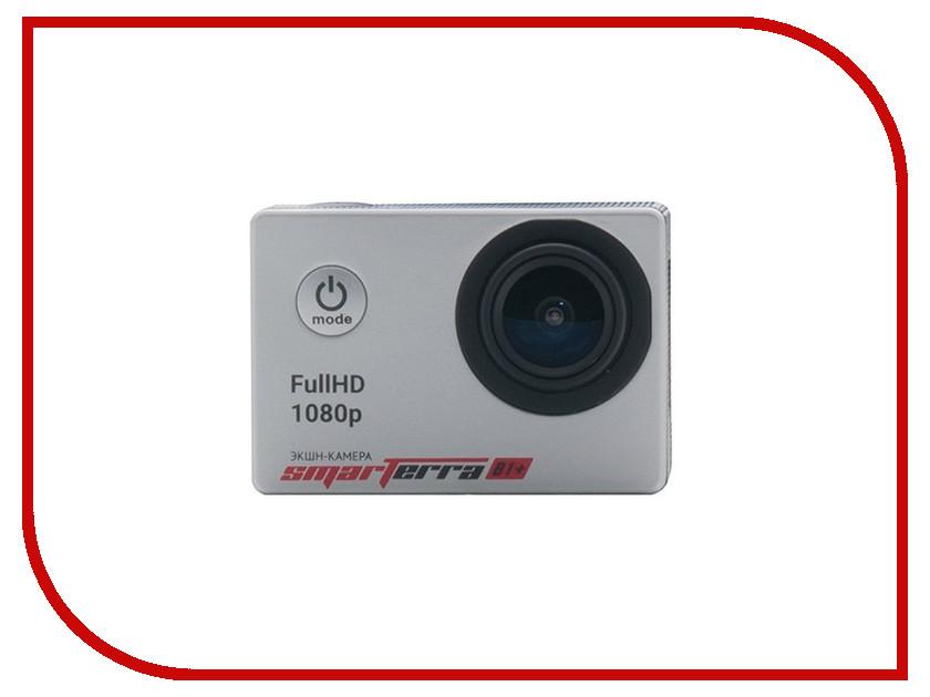 Экшн-камера Smarterra В1+ Silver экшн камера smarterra w5 yellow bsw5yl