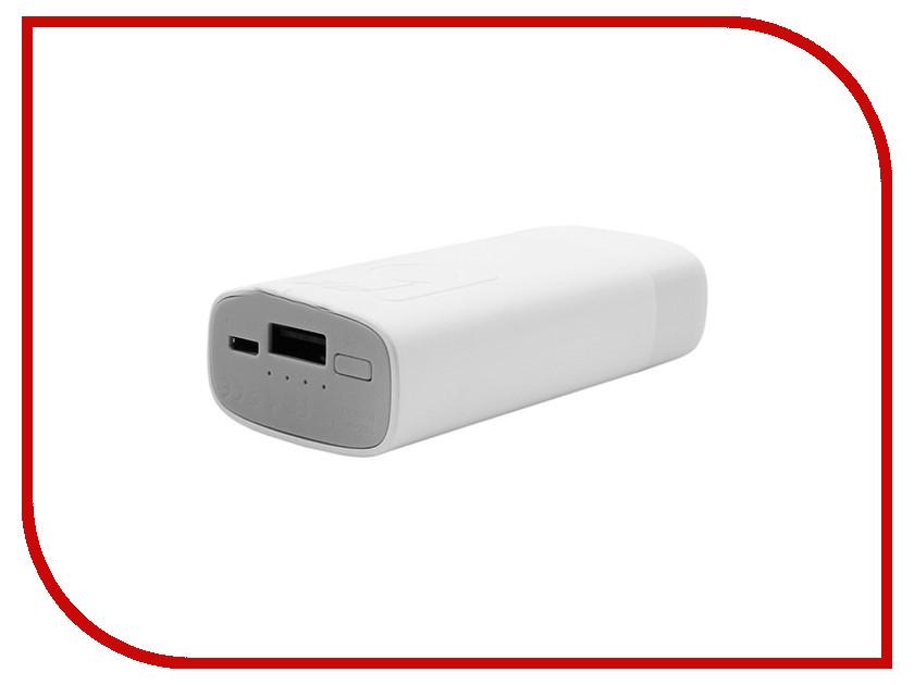 Аккумулятор Remax Flinc RPL-25 Power Bank 5000mAh White аккумулятор remax proda ppp 9 gentleman power bank 12000mah white