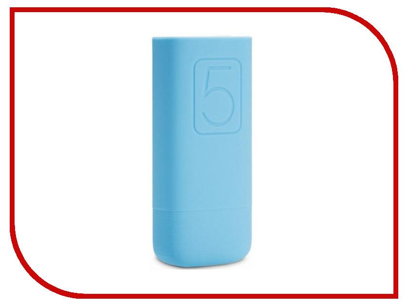 Аккумулятор Remax Flinc PRL-25 Power Bank 5000mAh Light Blue ubear light 3000 white light blue внешний аккумулятор