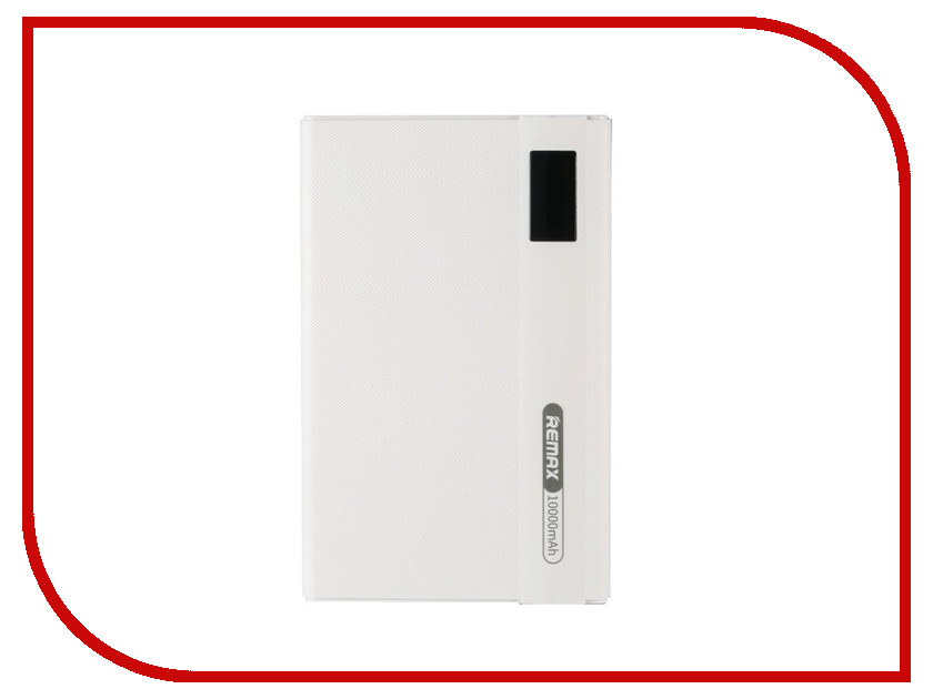 Аккумулятор Remax Linon Pro RPP-53 Power Bank 10000mAh White чайник lara lr00 64 page 10