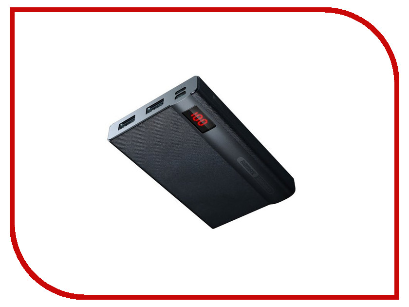 Аккумулятор Remax Linon Pro RPP-53 Power Bank 10000mAh Black