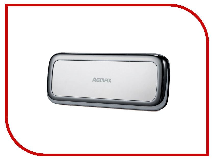 Аккумулятор Remax Mirror RPP-36 Power Bank 10000mAh Black power bank 6000 mah remax rpp 16 розовый remax