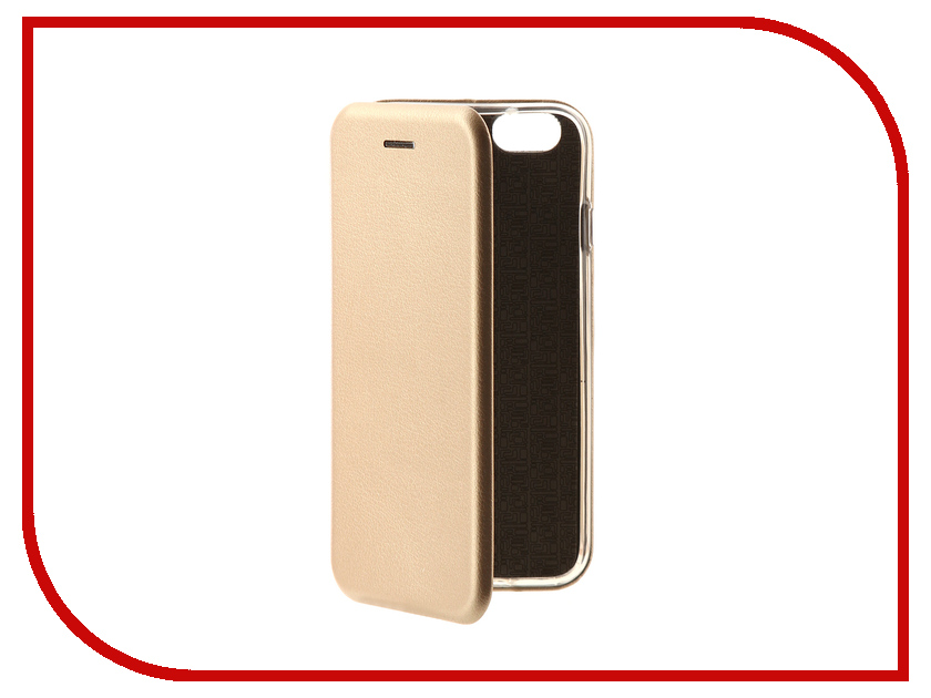 Аксессуар Чехол Neypo Supreme для APPLE iPhone 6/6S Gold NSB3288 цена и фото